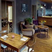 Visite Virtuelle 360 degrés du restaurant et magasin Bio à Martigny, Valais, Suisse