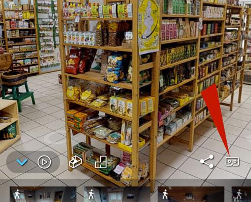 Core VR ou casque virtuelle pour visite immersive de 3D Swiss View, Vaud, Valais, Genève, Suisse
