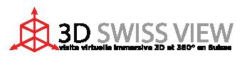 Logo de 3D Swiss View le Spécialiste de la Virtuelle Matterport 360° & 3D Street View de Google Maps en Suisses en Suisse Swiss View le Spécialiste de la Virtuelle 360° & 3D Matterport Street View de Google Maps en Suisse