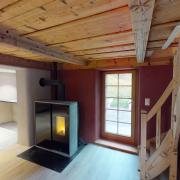 Maison d'habitation à Verbier, Valais, Suisse, Visite virtuelle 3D et 360 degrés