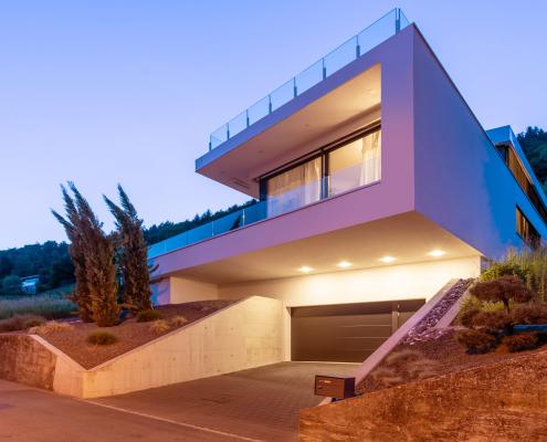 Image pour visite virtuelle Matterport 360 degrés et immersive pour villas de 3D Swiss View