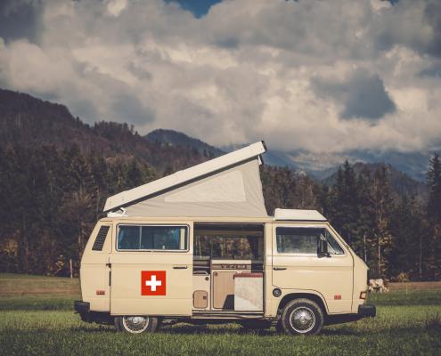 visite virtuelle 360 degres camping car