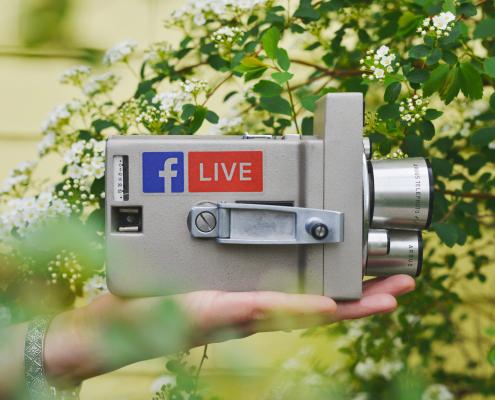Visite virtuelle 3D Swiss View et Facebook