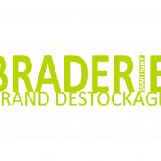 Logo braderie à Martigny pour agenda de 3D Swiss View, le spécialiste de la visite virtuelle 360° et panoramique en Valais, Suisse