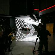 image pour le Salon International de l'Automobile à Genève pour l'agenda de 3D Swiss View, le spécialiste en Suisse de la Visite virtuelle 3d, 360 degrés et panoramique