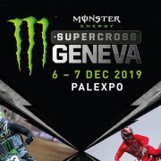 Image d'affiche de Monster Supercross Geneva à Genève pour agenda de 3D Swiss View à Martigny, Valais. Le spécialiste de la visite virtuelle 3d, 360 degrés et Immersive en Suisse
