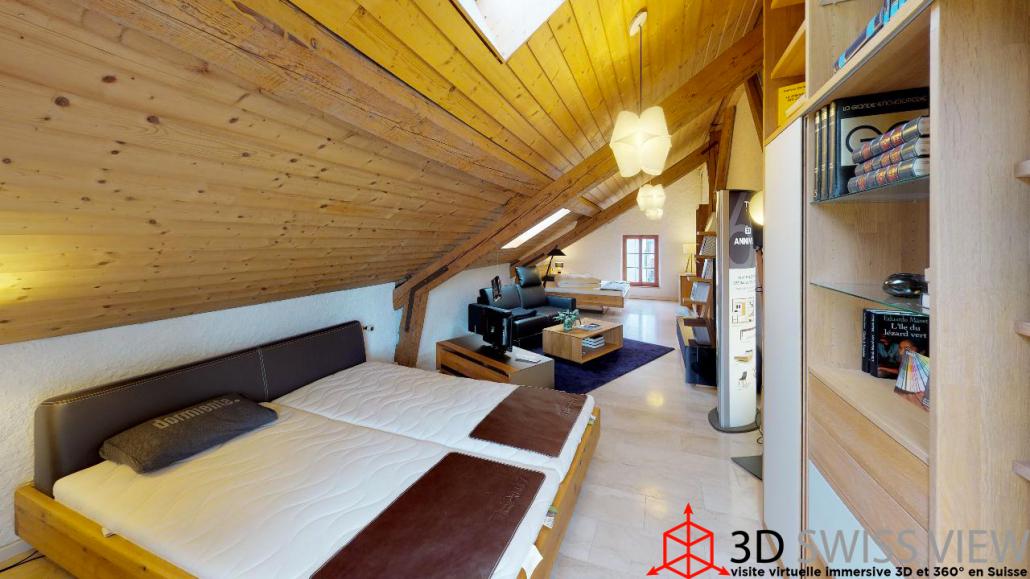 Image du magasin Plum'Art à Oulens-sous-Echallens numérisé par 3D Swiss View partenaire Matterport et Google Street View pour la Suisse
