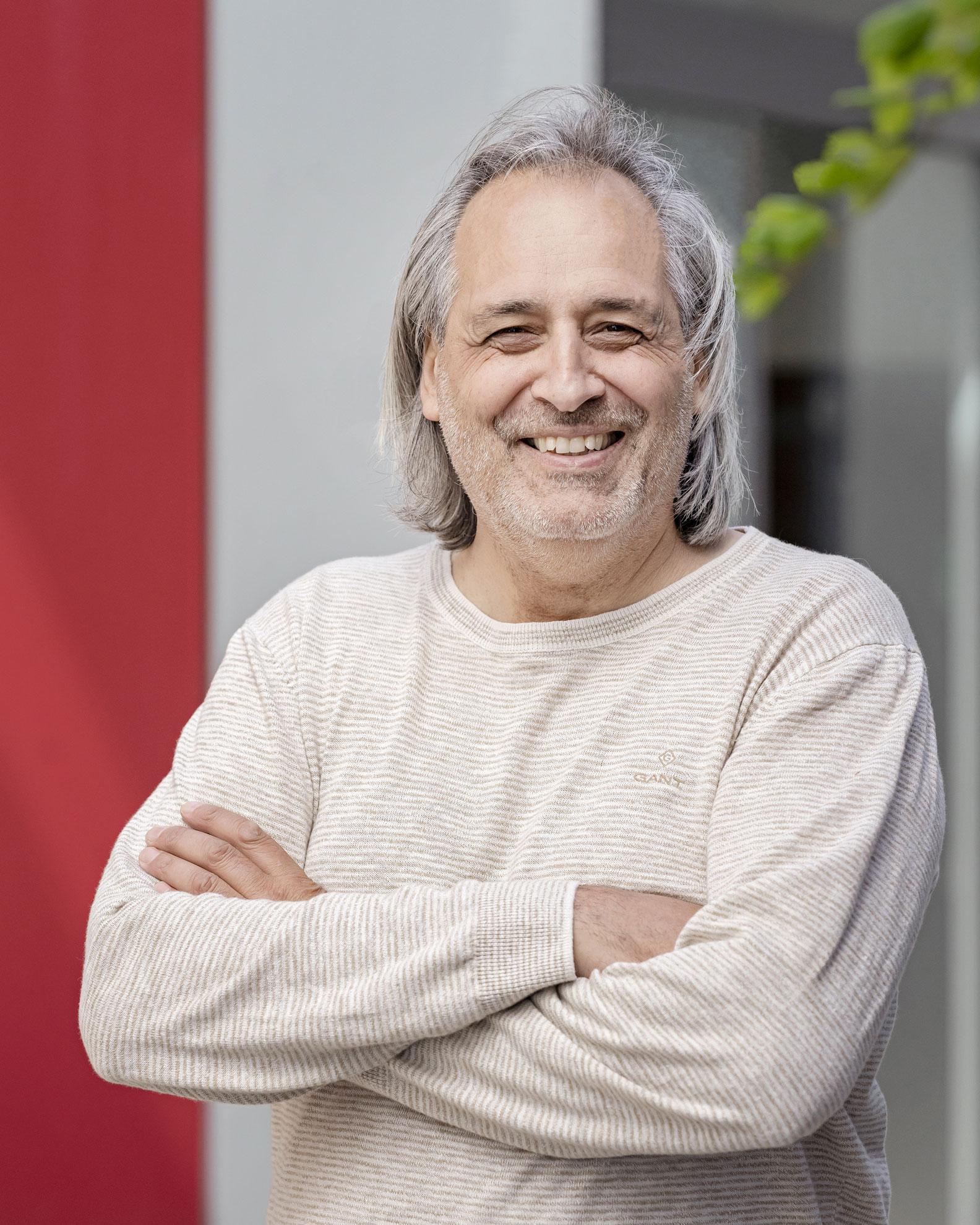 Antoine Estrugo propriétaire de la société 3D Swiss View à Martigny et Romanel-sur-Lausanne